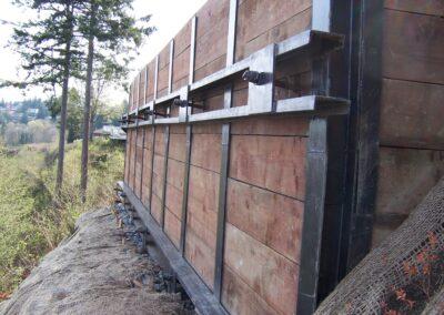 Residential Landslide Repair